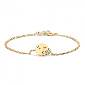 gouden-armband-smiley-kus-diamant_jf-just-smile-diamonds_justfranky-1012_memento-aan-jou