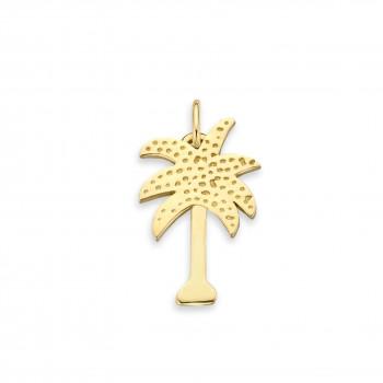 gouden-bedel-charm-palm-puntjes-dots_jf-charm-palm_justfranky-1007_memento-aan-jou