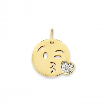 gouden-hanger-smiley-kus-diamant_jf-just-smile-diamonds_justfranky-1014_memento-aan-jou