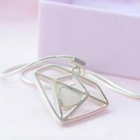 Hanger, Diamant, Mimmie Sieraden