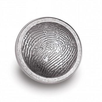 vingerafdruk-hanger-vivo-klein-zilver-14mm_nano-1303_vivo-zilver_geboortesieraden