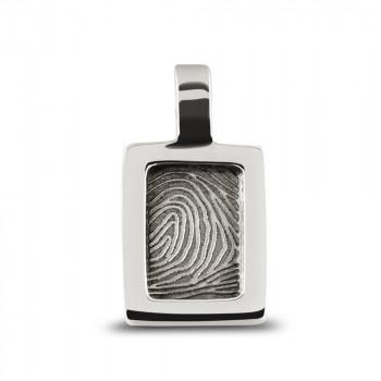 zilver-vingerafdruk-hanger-rechthoek-only-laser_sy-404-s_seeyou-memorial-jewelry_305_geboortesieraden