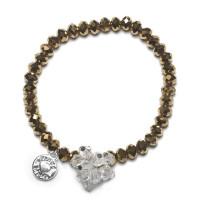 Bracelet Charms, Proud Mama, 5 kleuren
