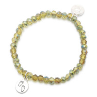 Bracelet Flat Charm, Proud Mama, 3 varianten