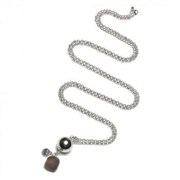 babybell-gemstone-agaat-bal-zilverkleur-ketting_pm-325_proudmama_geboortesieraden_111