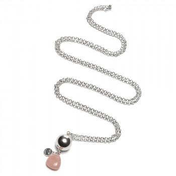 babybell-gemstone-rozekwarts-bal-zilverkleur-ketting_pm-327_proudmama_geboortesieraden_115